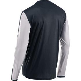 Northwave Xtrail Long Sleeve Jersey Men, negro/blanco